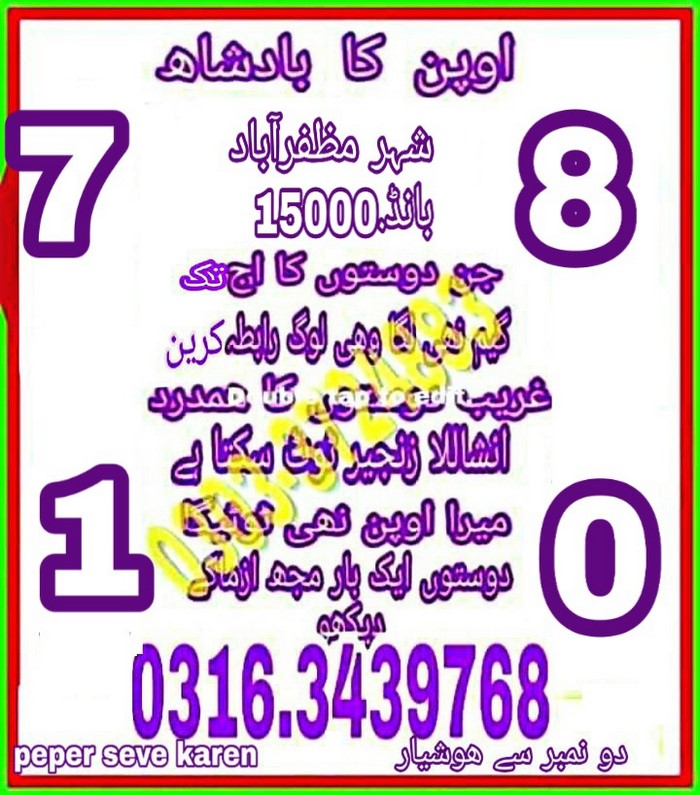 15000 Prize bond Guess Papers 2019 (5)